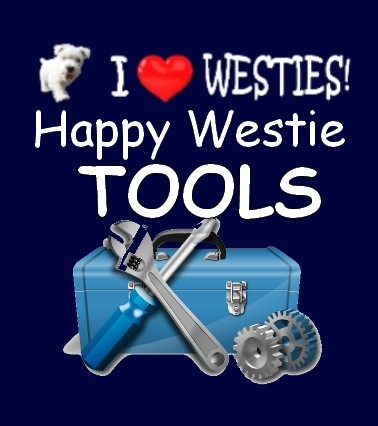 Happy Westie Tools